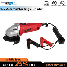 Angle-Grinder NEWONE Grinding Power-Tool Polishing Cutting 12V for Home Accumulator Multi-Function