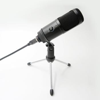 Tom przesyłania strumieniowego mikrofon USB metalowe mikrofonów pojemnościowych dla Laptop Studio nagrań przesyłania strumieniowego Karaoke Youtube tik tok tanie i dobre opinie YTOM Blat Mikrofon pojemnościowy Mikrofon komputerowy NONE Wielu Mikrofon Zestawy CN (pochodzenie) Dookólna Przewodowy