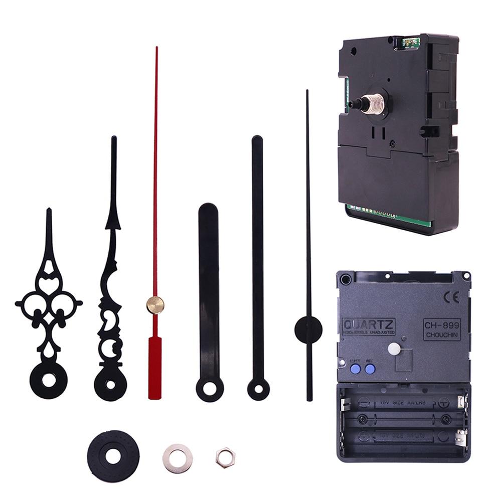 Bricolage intelligent Wifi horloge mouvement automatique réglage du temps muet mouvement Kits FP8