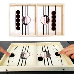 Hot Fast Hockey Sling Puck Game Paced Sling Puck Winner Fun Toys Board-Game Party Game Toys For Adult Child Family Table Games