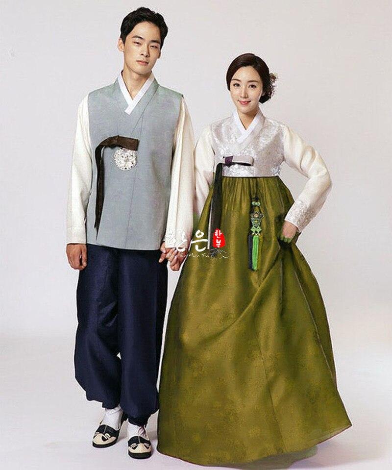 Korean Imported Fabric / Parental Hanbok / Couple Hanbok / Korean Dress