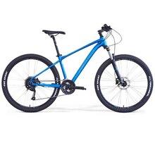 Женская горный велосипед 27 скорость масло DishWire Контролируемая передняя вилка белый снег белый 27,5*14,5
