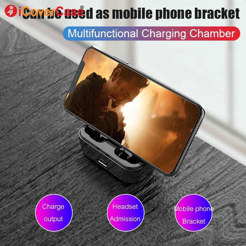 Image 4 - Bluetooth Earphones For Samsung Galaxy S10 Lite 5G S10e S9 S8  Plus Note 10 9 8 Wireless Headphone Earbud with Charging Box    MicBluetooth Earphones