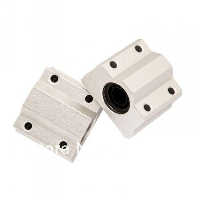 SC16UU SCS16UU 16 мм линейный Шарикоподшипниковый блок опорный блок для cnc запчасти SC16