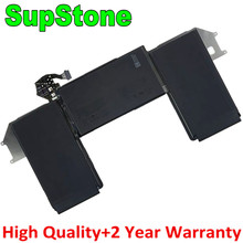 Supstone genuíno a1965 020-02455 bateria do portátil para apple macbook ar a1932 2018-2019 ano 020-02459 661-11676 emc3184 mre82ll/a