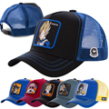 Бейсболка для мужчин и женщин, брендовая Кепка-тракер 62 цветов, шапка с изогнутыми полями, шапка дрангона, дропшиппинг