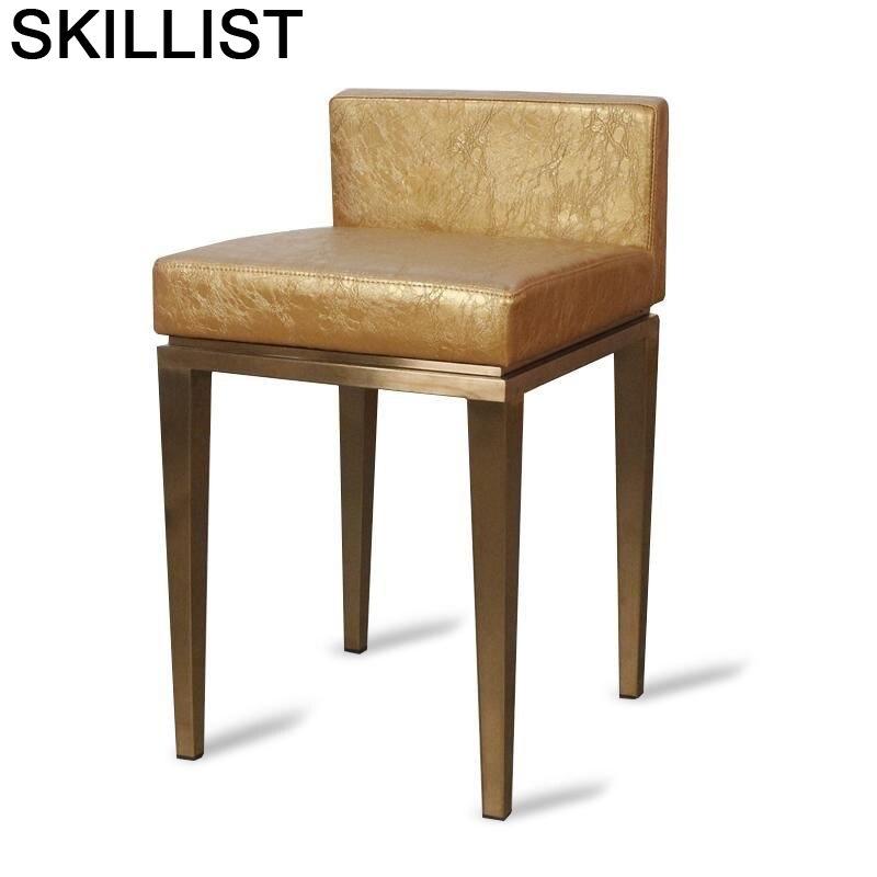 Stuhl La Barra Taburete Sgabello Cadeira Fauteuil Sedie Sandalyeler Comptoir Stool Modern Tabouret De Moderne Silla Bar Chair