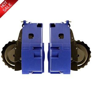 Image 1 - Motorlu tekerlek motoru irobot Roomba 500 600 700 800 560 570 650 780 880 900 serisi elektrikli süpürge robotu parçaları aksesuarları