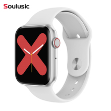 Soulusic W34 or IWO 8 Lite Bluetooth Call Smart Watch ECG Heart Rate Monitor Sma