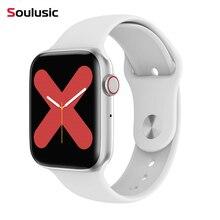 Soulusic W34 or IWO 8 Lite Bluetooth Call Smart Watch ECG He