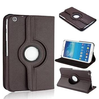 Nowy Coque dla Samsung Galaxy Tab 3 8 0 SM-T310 T311 przypadku 360 obrót inteligentny stojak PU etui do Samsung Tab 8 0 T310 T311 360 przypadku tanie i dobre opinie Azipara Osłona skóra CN (pochodzenie) for Samsung Tab 3 8 0 T310 Case 360 Stałe 6inch Na co dzień For Samsung T310 T311 Case