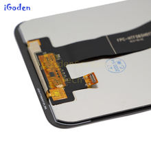 LCD For Wiko View 4 LCD Display + Touch Screen Digitizer Assembly For Wiko View4 Phone Repair Parts + Tools