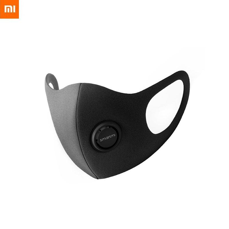 2020 New Style Xiaomi Mijia Smartmi Mask Light Breathing Anti-fog Double Layer Meltblown Masks In Stock