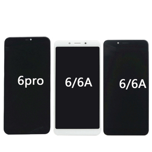 Image 3 - For xiaomi redmi 6 in Mobile Phone LCDs +Frame Redmi 6 pro display 6A Touch Screen Digitizer Assembly Parts LCD screen Repair