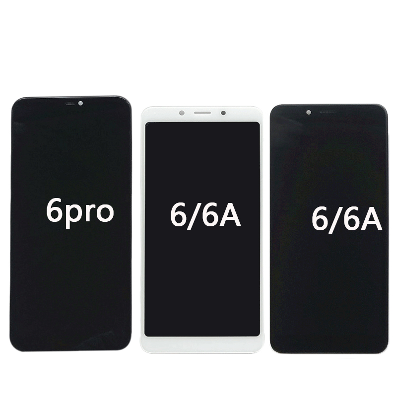 Image 3 - For xiaomi redmi 6 in Mobile Phone LCDs +Frame edge 6pro display 6A Touch Screen Digitizer Assembly Parts AAA+ screen Repair-in Mobile Phone LCD Screens from Cellphones & Telecommunications