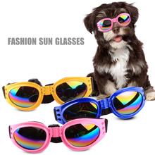 Get more info on the Dog glasses Collapsible Dog Sunglasses Sunglasses Windproof Sunscreen Pet Accessories Fashion Dog Glasses Pet Products 6 Color