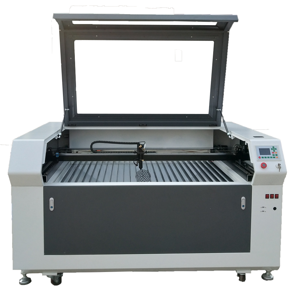 China 80W 100W 130W RUIDA Acrylic Sheet  Wood  Plywood  MDF 1390 Co2 Laser Engraving Cutting Machine Price