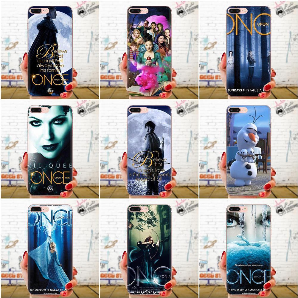 Once Upon A Time TPU Protective Cover Case For Huawei Honor Mate 7 7A 8 9 10 20 V8 V9 V10 G Lite Play Mini Pro P Smart