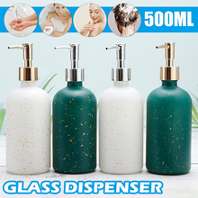 Dispenser Shampoo Liquid Hand-Soap Lotion Cream-Storage-Container Pump-Bottles Shower-Gel