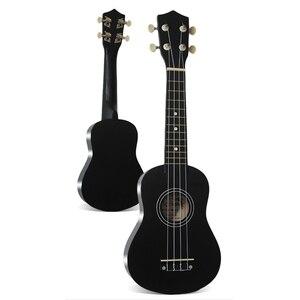 Image 2 - Ukulele guitare basse en Nylon, 4 cordes en palissandre, 21 pouces, Soprano Ukulele pour débutants ou joueurs de base, concert Ukulele