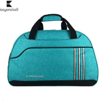 Gym Bags Women Men Sport Handbag Outdoor Sports Fitness Bag Waterproof Hand-held Cross Sportsbag Travel Hand Bag Luggage 3071 1