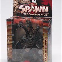 Игрушки модель Майка фланец регенерация рыцарский Spawn 19 поколение три головы Loong подлинный не Распаковка