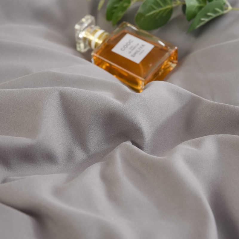 1 قطعة 100% غطاء لحاف من القطن بلون الملكة الملك الحجم غطاء لحاف واحدة مزدوجة السرير فندق فراش سرائر للمنازل المادة شحن مجاني