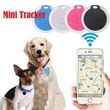 Localizador GPS Mini para mascotas, dispositivo localizador antipérdida de seguimiento para perro, gato, coche para niños, BILLETERA, Collar, accesorio, novedad