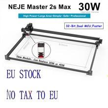 NEJE Master 2S Max 30W Professional CNC Laser Engraving Cutting Machine Lightburn,laserGRBL, Benbox Bluetooth App Control