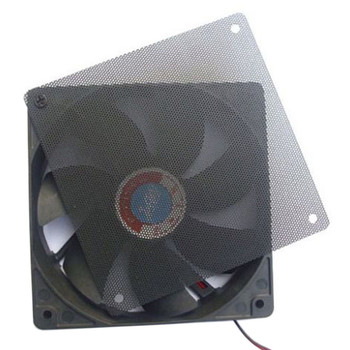 1pc 140mm Computer PC Air Filter Dustproof Cooler Fan Case Cover Dust Filter Mesh image