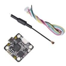 F4-SVTX STM32F411C игровые джойстики интегрированный 5,8G 48CH 25/100/200 мВт переключаемый VTX OSD 20X20 мм для гироскопических моделей квадрокоптера Запчасти