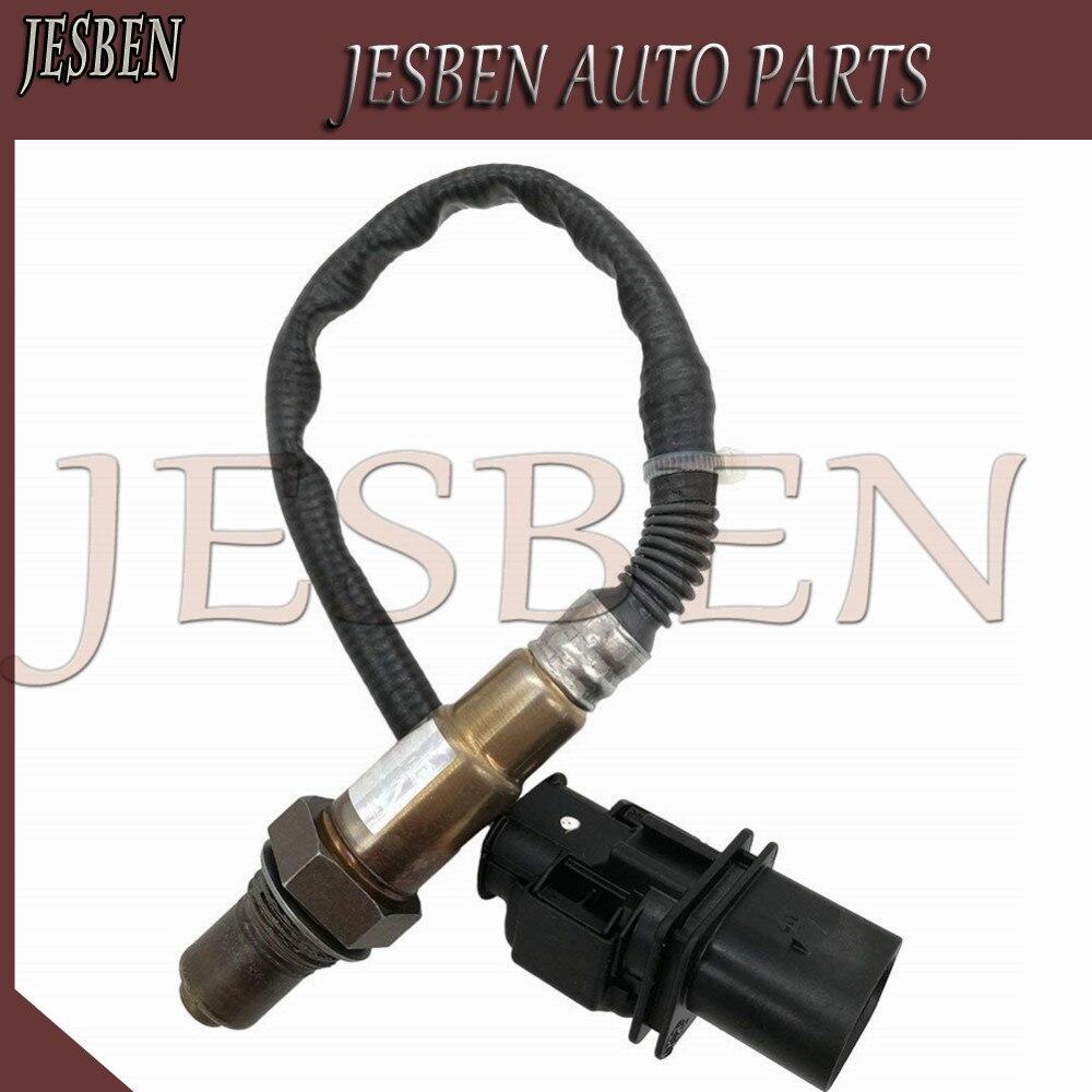 ออกซิเจนด้านหน้า O2 SENSOR 0258017217 สำหรับ MINI Citroen C2 C3 C4 C5 DS3 DS4 Peugeot PARTNER 207 308 508 1.6V LS17217 ไม่มี 0 258 017 217