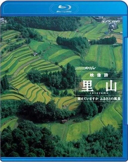 映像詩:日本里山神秘水上花園