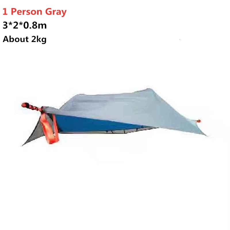 1 Person Gray