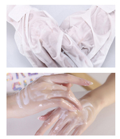1/2packs Moisturizing Hand Mask Exfoliating Tender and Smooth Gentle Hands Care Hand Mask Cream for Hand Gloves Skin Care 4