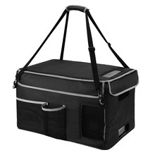 Joytutus 22L Car Refrigerator Storage Bag 28L Portable Carry Bag for Mini Fridge Keep Cooling Drip proof