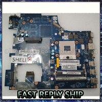 SHELI Para Lenovo Y770 G770 Motherboard PIWG4 LA-6758P 11S11013585 11013585