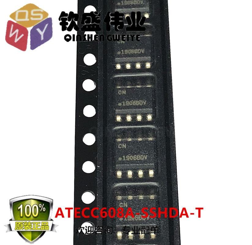 ATECC608A-SSHDA-T SOP-8 CN ATECC608A-SSHDA ATECC608A