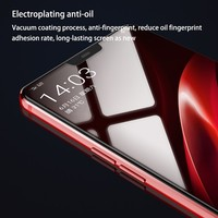 For Huawei Mate10 Pro And For iphone 7/8 Transparen Prevent Peeping Practical Anti fingerprint Tempered Glass Screen Protector