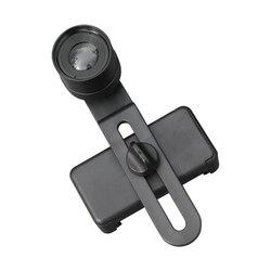 Adapter wspornika kamery lornetka monokularowy telefon kamera teleskopowa uchwyt do adaptera akcesoria do montażu teleskopowego w Elementy mocujące i akcesoria do mikroskopu od Sport i rozrywka na