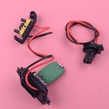 DWCX 7701209803 автомобильный нагреватель воздуходувки серии двигатель вентилятор радиатора Резистор Комплект Замена подходит для Renault Clio MK3 модус Валео 515081