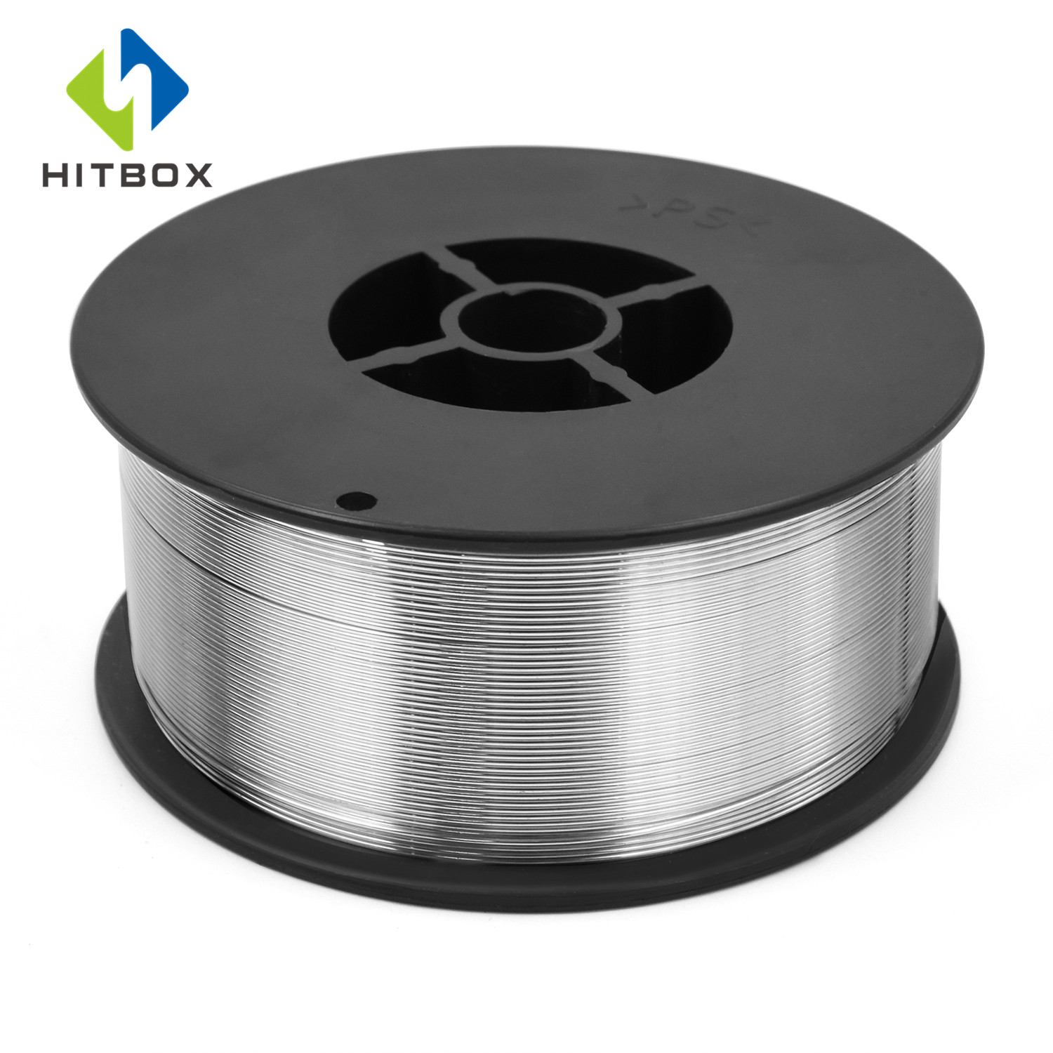 HITBOX Flux Core Wire Self-shielded No Gas Mig Wire 1kg Iron Welding 0.8mm Carbon Steel Flux Core Wire Mig Welding Gasless Wire(China)