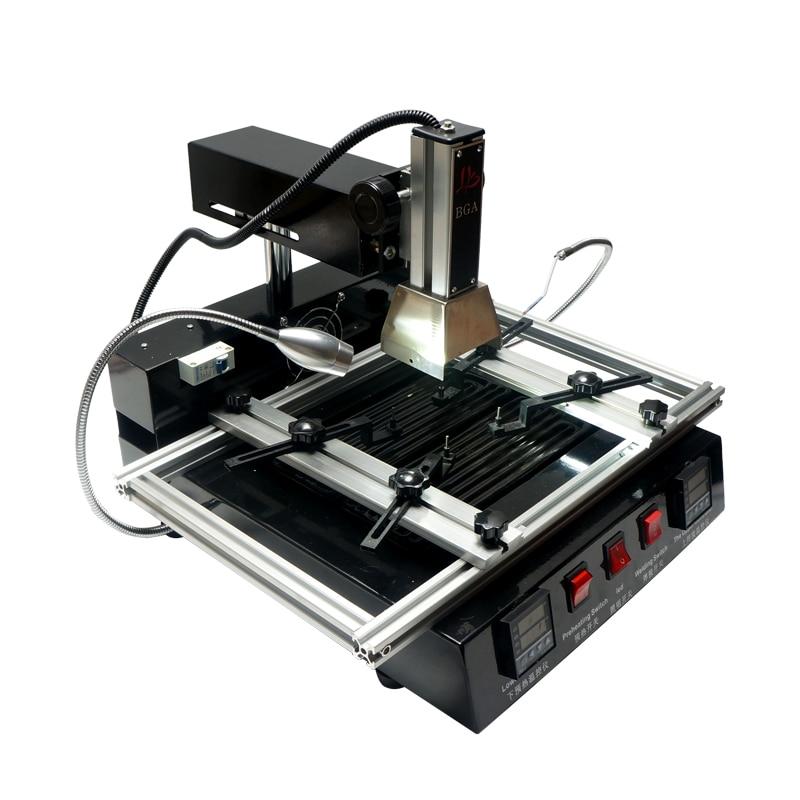 Station de soudure de Machine de reprise de BGA infrarouge de LY M770, améliorée de M760 pour le travail sans plomb et sans plomb