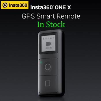 Insta360 ONE X GPS inteligentny pilot do kamera akcji VR 360 panoramiczny aparat tanie i dobre opinie Kamera akcja Piloty as shown 200g GPS Remote for Insta360 One X
