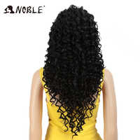 """Miracle Synthetic Lace Wig Kinky Curly 1.5*13.5 Side Lace Front 150 Density 26"""" Heat Resistant Synthetic Wigs For Black Women"""