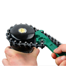 Universal Removal tool adjustable Oil filter wrench 40-150MM Car repair disassembly tools Spanner Key