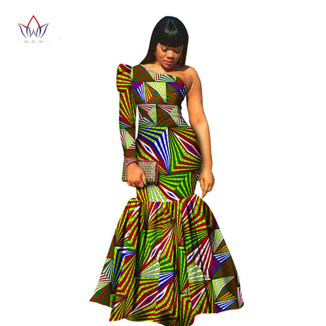 African Print Dress Maxi dress Summer dress