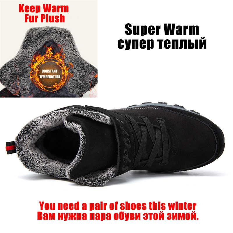 DARSII Kadın Kış Ayakkabı Süper Sıcak Tutmak Kar Ayakkabı Kadın Seyahat için Yürüyüş Kısa Peluş kadın ayakkabıları Zapatillas Mujer