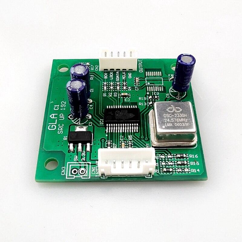 Carte I2S 192 K/24BIT, carte SRC4192, carte de mise à niveau DAC