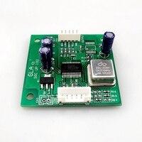 I2s freqüência up 192 k/24bit placa  src4192 freqüência up placa  dac placa de atualização|Conectores| |  -